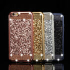 Luxury Bling Glitter Diamond Soft TPU Case Skin Cover For Apple iPhone 6s 7 8 X