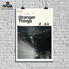 POSTER STRANGER THINGS 1 ST EDITION 2016 CONCEPCION STUDIOS  LOCANDINA  QUALITY