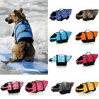 Pet Dog Puppy Life Jacket Swimwear Vest Safety Buoyancy Flotation Clothes Sale
