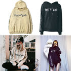 Fear Of God Logo Hoodie Sweatshirts Tops Pullover Skater Unisex Hoodies Hoody
