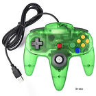 Super Nintendo N64 NES SNES USB Controller GAME PAD For PC MAC Raspberry Pi 3 US