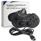 Remote Motion Plus Nunchuck Controller + Classic Joystick Pro For Wii / Wii U
