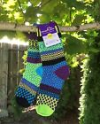 Solmate Socks, Equinox, Mismatched, NWT, Unisex, Made in U.S.A., New With Tags