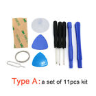 5Types Repair Opening Pry Tools Screwdriver Kit Set for Mobile Phone iPhone 6 5s