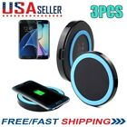 3x Universal Qi Wireless Power Charging Charger Pad For Mobile Phone Smart Phone