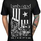 Lamb Of God - No One Left To Save T Shirt Size:M - NEW & OFFICIAL