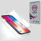 Gard® Front & Back Tempered Glass Screen Protector For Apple iPhone X/7/8/Plus