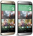HTC One M8 32GB Gray Silvert Gold AT&T + GSM Unlocked 4G LTE Smartphone