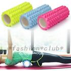 Foam Yoga Roller Massage Acupressure Spine Exercise Core Therapy Roll New