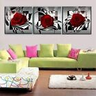 3 Pcs Modern Arts Oil Paintings Canvas Print Wall Unframed Pictures Home Decor X