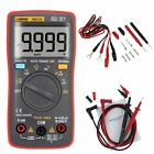 AN8008 9999 Counts Auto Range Digital LCD Multimeter Voltmeter Ammeter DC AC OHM
