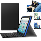 """Moko Keyboard Smart Case Cover For All-New Amazon Fire HD 10"""" 7th 2017 Tablet"""
