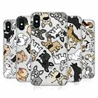 HEAD CASE DESIGNS DOG BREED PATTERNS HARD BACK CASE FOR APPLE iPHONE PHONES