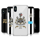 NEWCASTLE UNITED FC NUFC 125 YEAR ANNIVERSARY BACK CASE FOR APPLE iPHONE PHONES