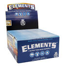 King Size Slim Rice paper Papers Skins Elements Full Box of 50