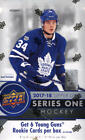 2017-18 Upper Deck Hockey - Series 1 - Pick A Player $0.99 USD on eBay