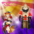 LoveLive Kousaka Hon Pirate Awakening Cosplay Costume Outfit Mermaid Dress Adult