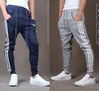 Fashion Mens Casual Feet pants Slim fit Tapered trousers pants New Clothing