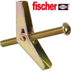 Fischer Spring Cavity Toggle Fixings M5 & M6 FREE & FAST Postage