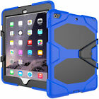 For iPad Air 1/ Air 2 Shockproof Rugged Hybrid Stand Screen Protector Case Cover