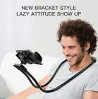 Lazy Flexible Bendable Hang Neck Holder 360 Degree Rotation Cellphone Support