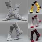 Men Long Socks Cotton Breathable Sock Male Autumn Spring Outdoor Sports Stocking