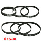 Round RepRap GT2 Timing Belt 6mm wide 2mm pitch 2GT for Pulley 3D Printer CNC ga