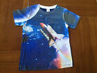 NEW***SPACE Toddler Boys Short Sleeve Top***Blue/Grey***Size 2 or 6 available