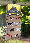 Dogs Walking Socks, NWT, One Size Fits Most, By Davco, Free Shipping
