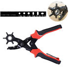 Best Hole Punches - Revolving Hole Punch Leather Heavy Duty Pliers Watch Review