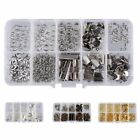 Внешний вид - Jewelry Making Starter Kit Earring Bracelet Necklace Findings Craft DIY + PP Box
