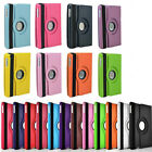 360 Rotating Stand Pu Leather Case For Apple Ipad 2/3/4 Air1/2, Mini 1/2