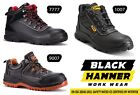 Mens Waterproof Safety Trainers Shoes Boots Work Steel Toe Cap Composite 3-14UK