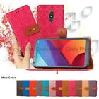 """For Alcatel A7 5090 5090Y 5.5"""" Retro Embossed Palace PU Leather Case Cover Flip"""