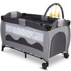 Baby travel Cot with playing bow Children Rest Play - Colour choice