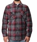 NEW!! Freedom Foundry Men's Button Up Sherpa Line Jackets Variety