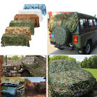 Внешний вид - 2X 2M Hunting Camping Military Camouflage Net Woodland Camo Netting Cover New