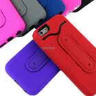 For Apple iPhone 6 6S Plus Rugged Impact Credit Card Holder Phone Case Kicksand
