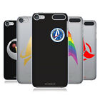 OFFICIAL STAR TREK DISCOVERY BADGES HARD BACK CASE FOR APPLE iPOD TOUCH MP3