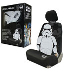 New Star Wars Galactic Emipire Stormtrooper Front Low Back Car Truck Seat Cover $29.98 USD on eBay