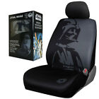 New Black & Gray Star Wars Darth Vader Front Low Back Car Truck Seat Cover $25.89 USD on eBay