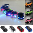 Fashion PC/laptop Wireless 1600DPI Gaming Mouse 3D Car Shape USB 2.0 For Steam