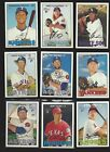 2016 TOPPS HERITAGE HIGH NUMBER SERIES w/ SP