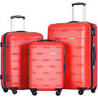Best Lightweight Suitcases - Merax Luggages 3 Piece Luggage Set Lightweight Spinner Review