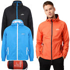 Tokyo Laundry Mens Conroy Waterproof Packaway Jacket Windproof Outdoor Coat