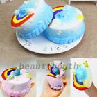 Squishy Ocean Cake Soft Slow Rising Fun Squeeze Kid Adult Toy Stress Relief Gift