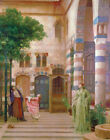 """FREDERIC, LORD LEIGHTON """"Old Damascus"""" PRINT NEW choose SIZE, from 55cm up, NEW"""