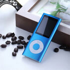 """Newest 4TH 1.8"""" LCD Screen MP4 Player Video Radio FM Music Player MP3 WMA AMV FZ"""