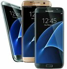 Cell Phones - Samsung Galaxy S7 Edge 32GB SM-G935V Verizon GSM Unlocked -SHADED SCREEN