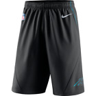 Carolina Panthers Nike NFL Men's Fly 5.0 Dri Fit Training Shorts (Black) NWT